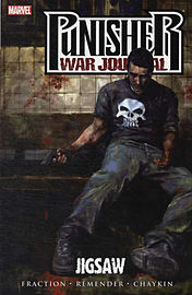 Punisher War Journal Volume 4: Jigsaw! TPB (Graphic Novel Pb) (Paperback) Books