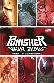 Punisher: Enter the War Zone (Punisher (Unnumbered)) (Paperback) Books
