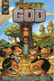 POCKET GOD TALE OF TWO PYGMIES Books