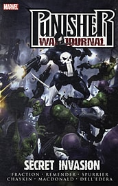PUNISHER WAR JOURNAL VOL.5: SECRET Books