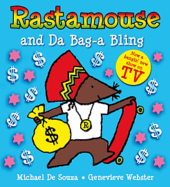 Rastamouse and Da Bag-a Bling (Paperback) Books