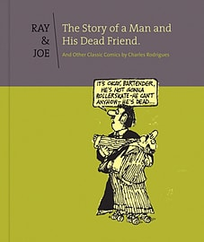 Ray & Joe: The Story of a Man and his Dead Friend (Hardcover) Books