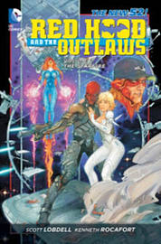Red Hood and the Outlaws Volume 2: The Starfire TP (The New 52) (Paperback) Books