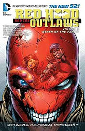 Red Hood and the Outlaws Volume 3: Death of the Family TP (The New 52) (Paperback) Books