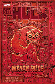 Red Hulk: Mayan Rule (Hulk (Paperback Marvel)) (Paperback) Books