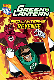 Red Lanterns' Revenge (Green Lantern) (Paperback) Books