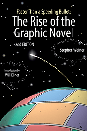 Rise of the Graphic Novel, The (2nd Edition) (Hardcover) Books