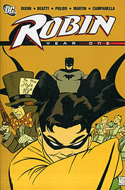 Robin Year One TP (Paperback) Books