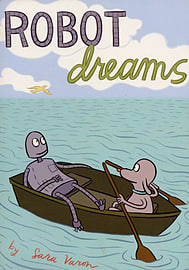 Robot Dreams (Paperback) Books