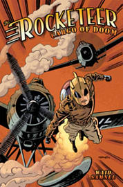 Rocketeer: Cargo of Doom (Hardcover) Books