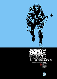 Rogue Trooper: Tales of Nu-Earth Vol. 1 (2000 Ad) (Paperback) Books