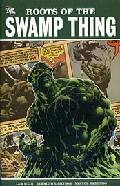 Roots Of The Swamp Thing TP (Paperback) Books