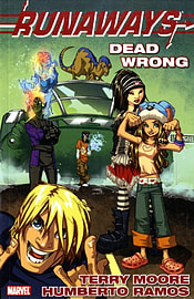Runaways: Dead Wrong TPB (Graphic Novel Pb) (Paperback) Books