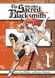 Sacred Blacksmith, vol.1, The (Paperback) Books