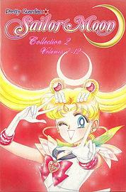 Sailor Moon Box Set 2 : Vol. 7-12 (Paperback) Books
