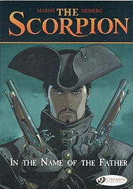 Scorpion Vol.5, The: In the Name of the Father (Scorpion (Cinebook)) (Paperback) Books