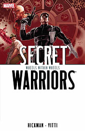 Secret Warriors, Vol. 6: Wheels Within Wheels (Paperback) Books