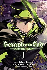 Seraph of the End 1 (Paperback) Books