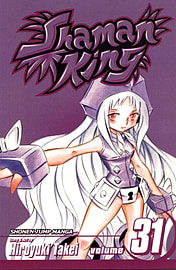 Shaman King Vol 31 (Paperback) Books