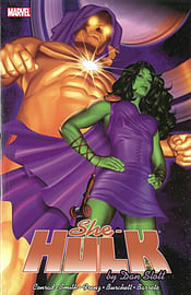 She-Hulk by Dan Slott: The Complete Collection Volume 2 (She-Hulk: the Complete Collection) (Paperba Books