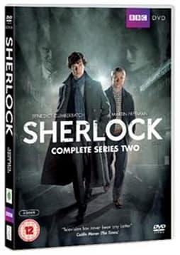 Sherlock - Series 2 [DVD] DVD