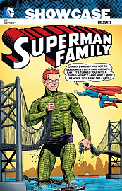 Showcase Presents Superman Family TP Vol 4 (Showcase Presents (Unnumbered Paperback)) (Paperback) Books