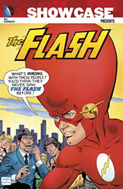 Showcase Presents The Flash TP Vol 04 (Paperback) Books