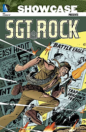 Showcase Presents: Sgt. Rock Volume 4 TP (Paperback) Books