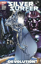 Silver Surfer: Devolution (Paperback) Books