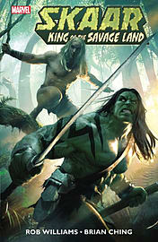 Skaar: King of the Savage Land (Paperback) Books
