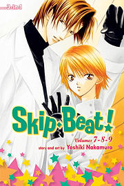 Skip Beat! 3-in-1 Edition 3 (Skip Beat! 3-In-I Edition) (Paperback) Books