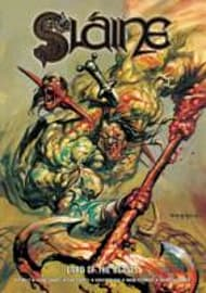 Slaine: Lord of the Beasts (Paperback) Books