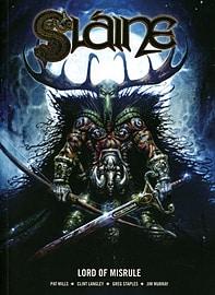 Slaine: Lord of Misrule (Paperback) Books