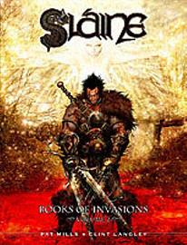 Slaine: Scota and Tara v. 2: The Books of Invasions (Hardcover) Books