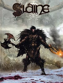 Slaine: The Books of Invasions: v. 3 (Rebellion 2000ad) (Hardcover) Books