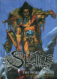 Slaine: The Horned God (Hardcover) Books
