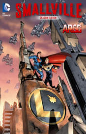 Smallville Season 11 Volume 4: Argo TP (Paperback) Books