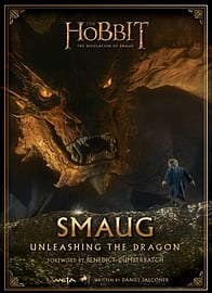 Smaug: Unleashing the Dragon (The Hobbit: The Desolation of Smaug) (Hardcover) Books