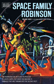 Space Family Robinson Volume 3 (Hardcover) Books
