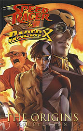 Speed Racer/Racer X: The Origins Collection (Paperback) Books