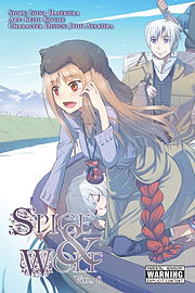 Spice And Wolf: Vol 8 - Manga (Paperback) Books