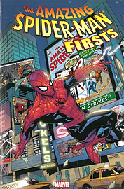 Spider-Man Firsts (Paperback) Books