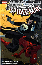 Spider-Man: Crime And Punisher TPB (Graphic Novel Pb) (Paperback) Books