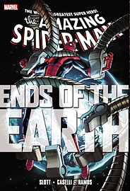 Spider-Man: Ends of the Earth (Paperback) Books
