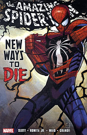 Spider-Man: New Ways To Die TPB (Graphic Novel Pb) (Paperback) Books