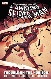 Spider-Man: Trouble on the Horizon (Amazing Spider-Man (Paperback Unnumbered)) (Paperback) Books