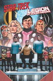 Star Trek / Legion of Super-Heroes (Hardcover) Books