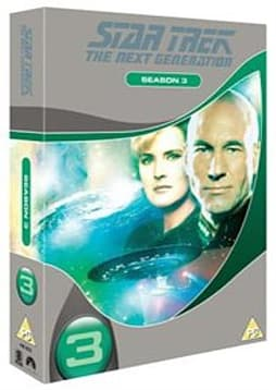 Star Trek The Next Generation - Season 3 (Slimline Edition) [DVD] DVD