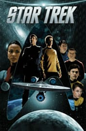 Star Trek Volume 1 (Paperback) Books