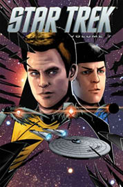 Star Trek Volume 7 (Paperback) Books
